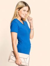 Ladies Classic V-Neck T-Shirt